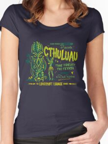 Cthuluau Women's Fitted Scoop T-Shirt