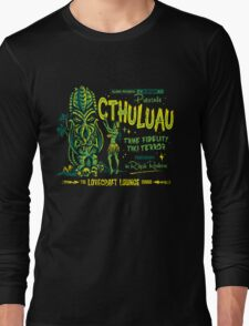 Cthuluau Long Sleeve T-Shirt