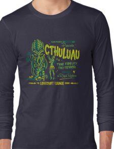 Cthuluau Long Sleeve T-Shirt