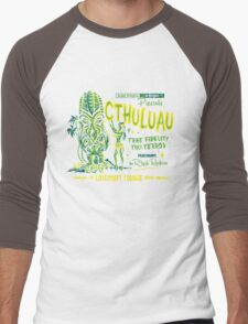 Cthuluau Men's Baseball ¾ T-Shirt