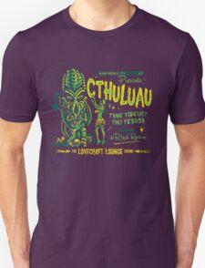 Cthuluau Unisex T-Shirt