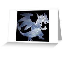 Mega-evolution Poke #006 X Greeting Card
