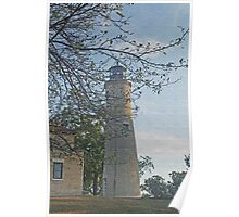 Historic Southport Lighthouse Poster