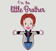 FROZEN- I´m the little brother Unisex T-Shirt