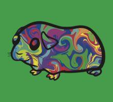 Guinea Pig One Piece - Short Sleeve