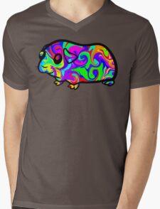 Guinea Pig Mens V-Neck T-Shirt