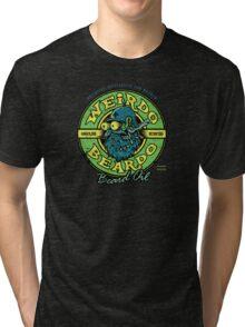 Weirdo Beardo Tri-blend T-Shirt