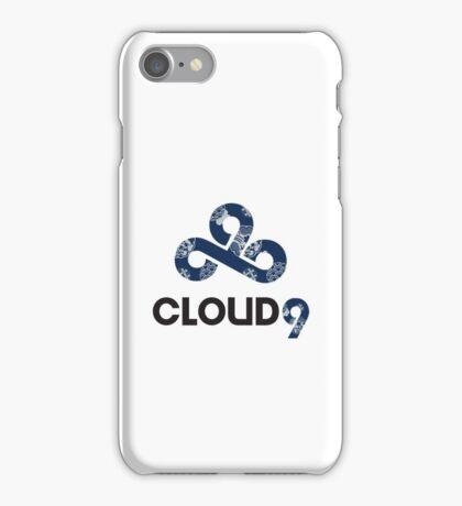 Origami Cloud 9 / Samurai iPhone Case/Skin