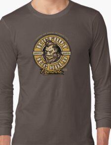 Big Foot Pomade Long Sleeve T-Shirt