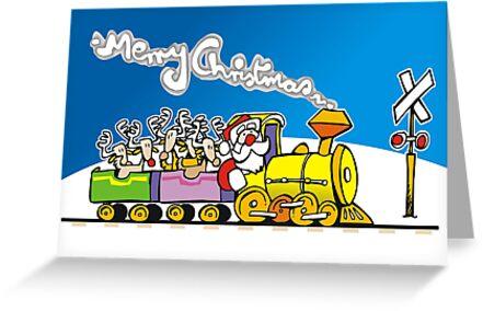 Merry Christmas! by Matt Mawson
