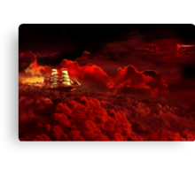New Frontiers Canvas Print