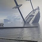 Ship Wrecked by TeaAira