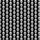 White Skull by kjen20