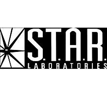 Heisenberg - Star Lab. Photographic Print