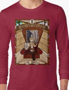 III The Empress - Christa Renz Long Sleeve T-Shirt