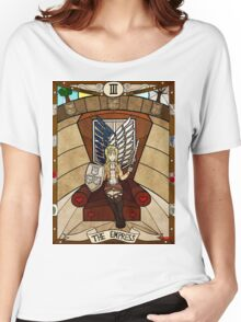 III The Empress - Christa Renz Women's Relaxed Fit T-Shirt