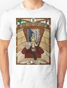 III The Empress - Christa Renz T-Shirt
