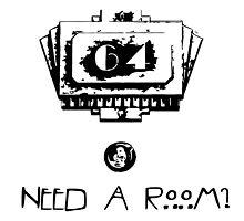 American Horror Story - Hotel room 64 by trevorhelt