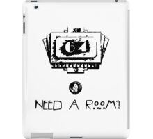 American Horror Story - Hotel room 64 iPad Case/Skin