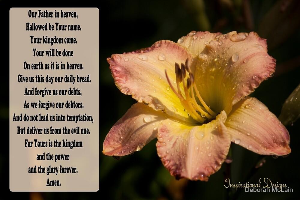 The Lord's Prayer by Deborah McLain