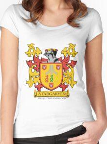 ATARGARYEN Women's Fitted Scoop T-Shirt