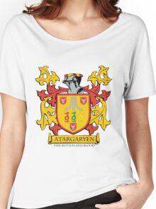 ATARGARYEN Women's Relaxed Fit T-Shirt