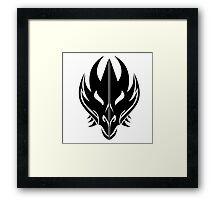 House Targaryen Sigil Framed Print