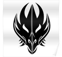 House Targaryen Sigil Poster