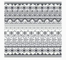 Aztec pattern 04 T-Shirt