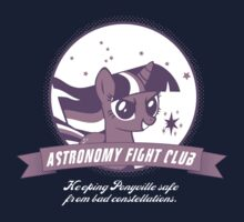Twilight Sparkle's Astronomy Fight Club