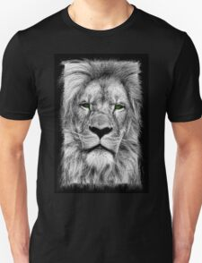 The King - Lion Drawing Unisex T-Shirt