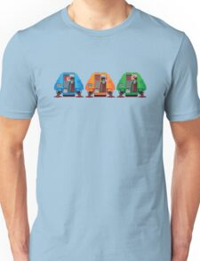 Huey Dewey Louie Unisex T-Shirt