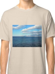 Greece, Crete - a view of the buy of Mirabello. Classic T-Shirt