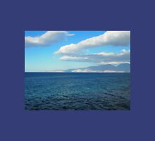 Greece, Crete - a view of the buy of Mirabello. Unisex T-Shirt