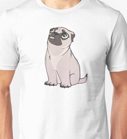 Apricot Pug Pup Unisex T-Shirt