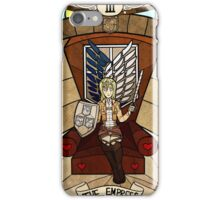III The Empress - Christa Renz iPhone Case/Skin