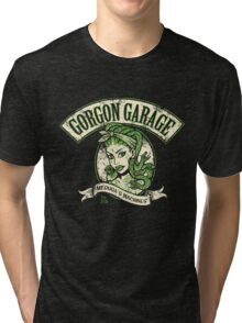 Gorgon Garage Tri-blend T-Shirt