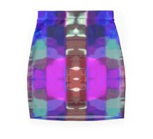 Structural Integrity Mini Skirt
