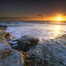 &quot;The Golden Hour&quot;  Caloundra, QLD - Australia by Jason Asher