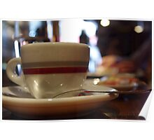 Caffe Time Poster