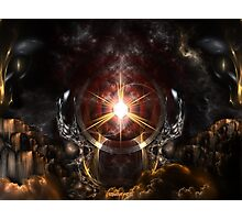 Eyes Of Ancient Power Photographic Print