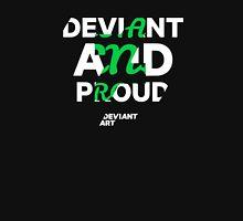 """""""Deviant and Proud"""" Design Unisex T-Shirt"""
