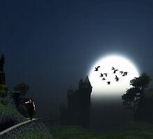 The nightwalker. by alaskaman53