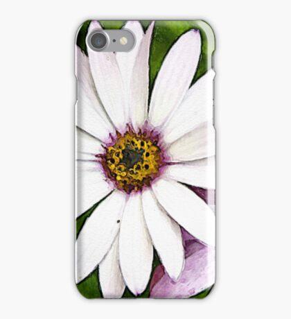 Daisies watercolour iPhone Case/Skin