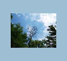 Leafless tree of acacia Unisex T-Shirt