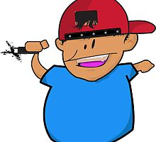 Kid Tagger by SamuelMolina