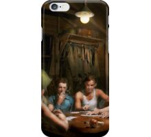 WWII - The card game 1943 iPhone Case/Skin