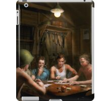 WWII - The card game 1943 iPad Case/Skin