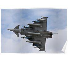 BAE Typhoon Poster