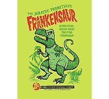 Frankensaur Photographic Print